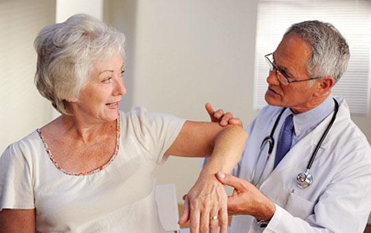 Viêm khớp dạng thấp – căn bệnh thường gặp ở nữ giới